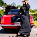 Robe Eva Noir - Misstoura