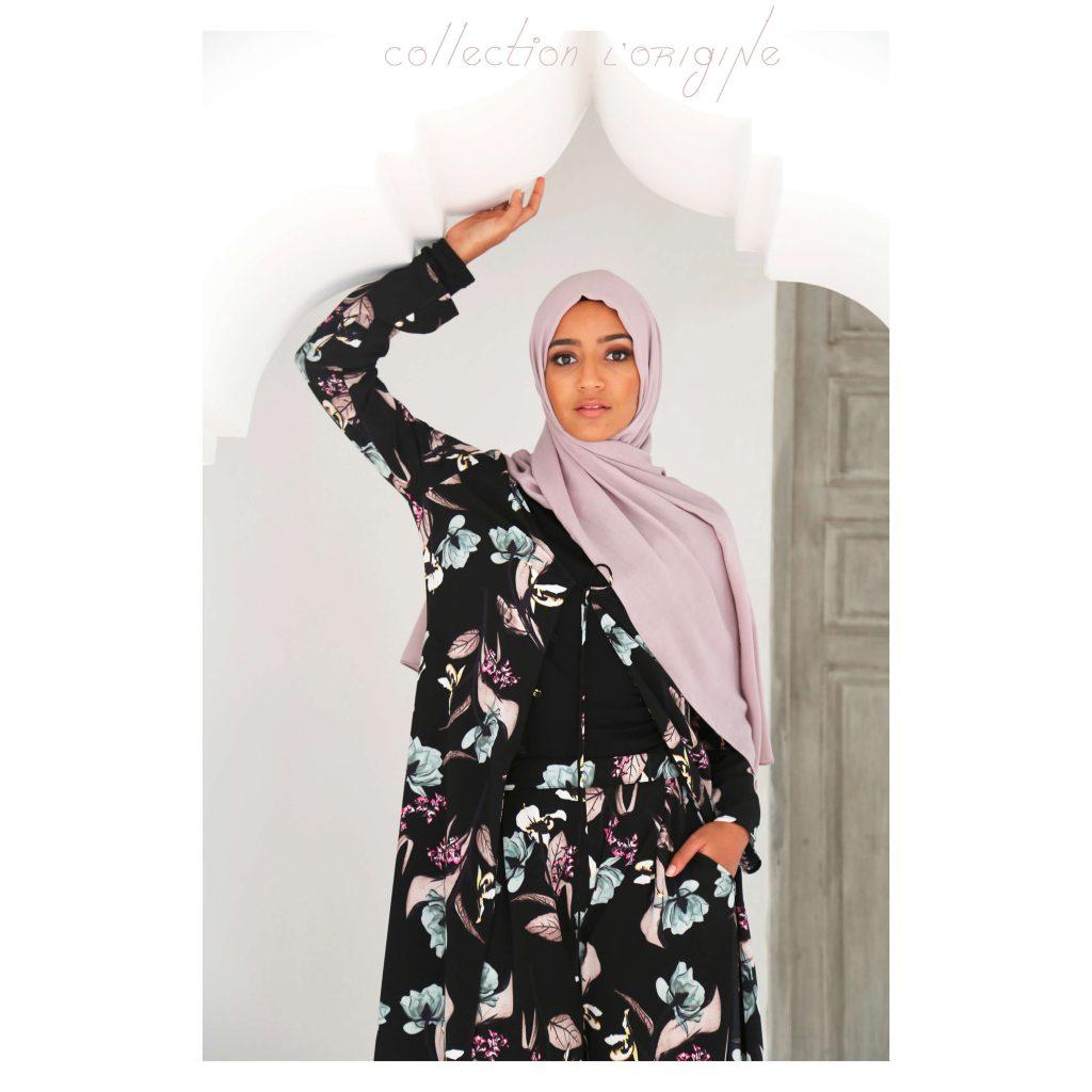 vêtement femme fashion et musulmane