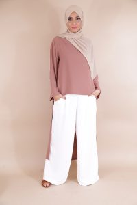 Hijab-style-tunique-longue