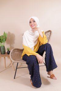 pantalon-Long ample-femme-musulmane-musulmane-voilée